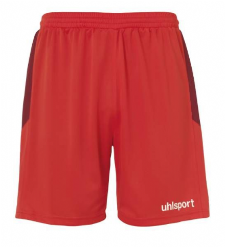Goal Shorts Red / Burgundy